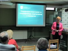 Realizovano predavanje u okviru Savetodavstva
